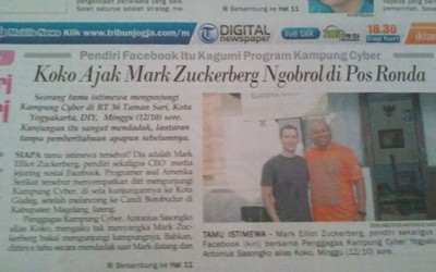 zuckerberg, koko, jogja, indonesia, facebook, cyber