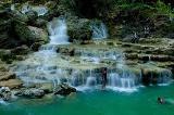 Foto Air terjun Sri Gethuk Gunungkidul