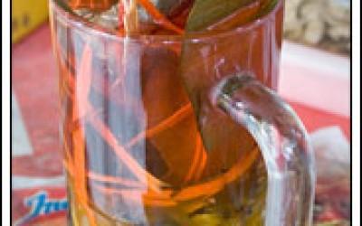 wedang uwuh, minuman khas jogja, wisata kuliner jogja