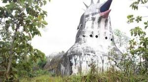 Gereja Ayam Magelang jogja tour