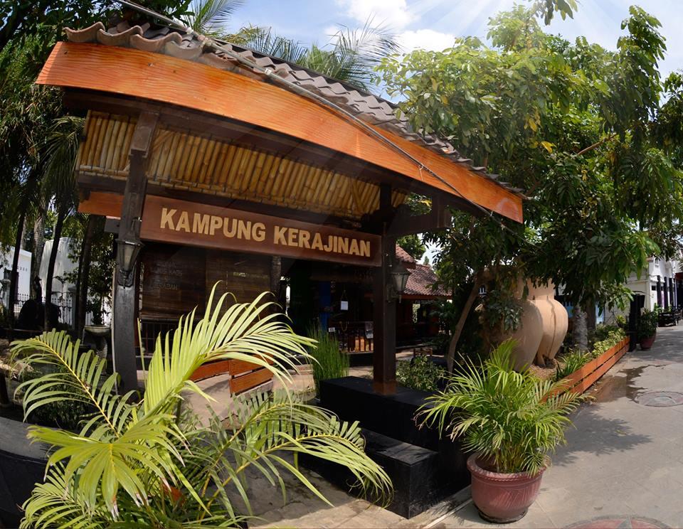 wisata honeymoon di jogja Paket Wisata Kampung Kerajinan Taman Pintar Jogja