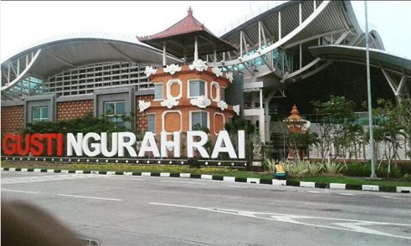 paket wisata bali - Ngurah Rai Airport