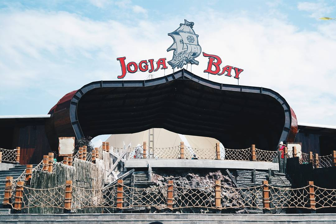 paket wisata jogja, jogja bay
