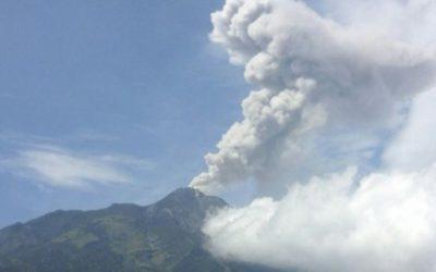 Info Jogja, Gunung Api, Merapi fluktuasi, Kondisi merapi paket wisata Jogja75