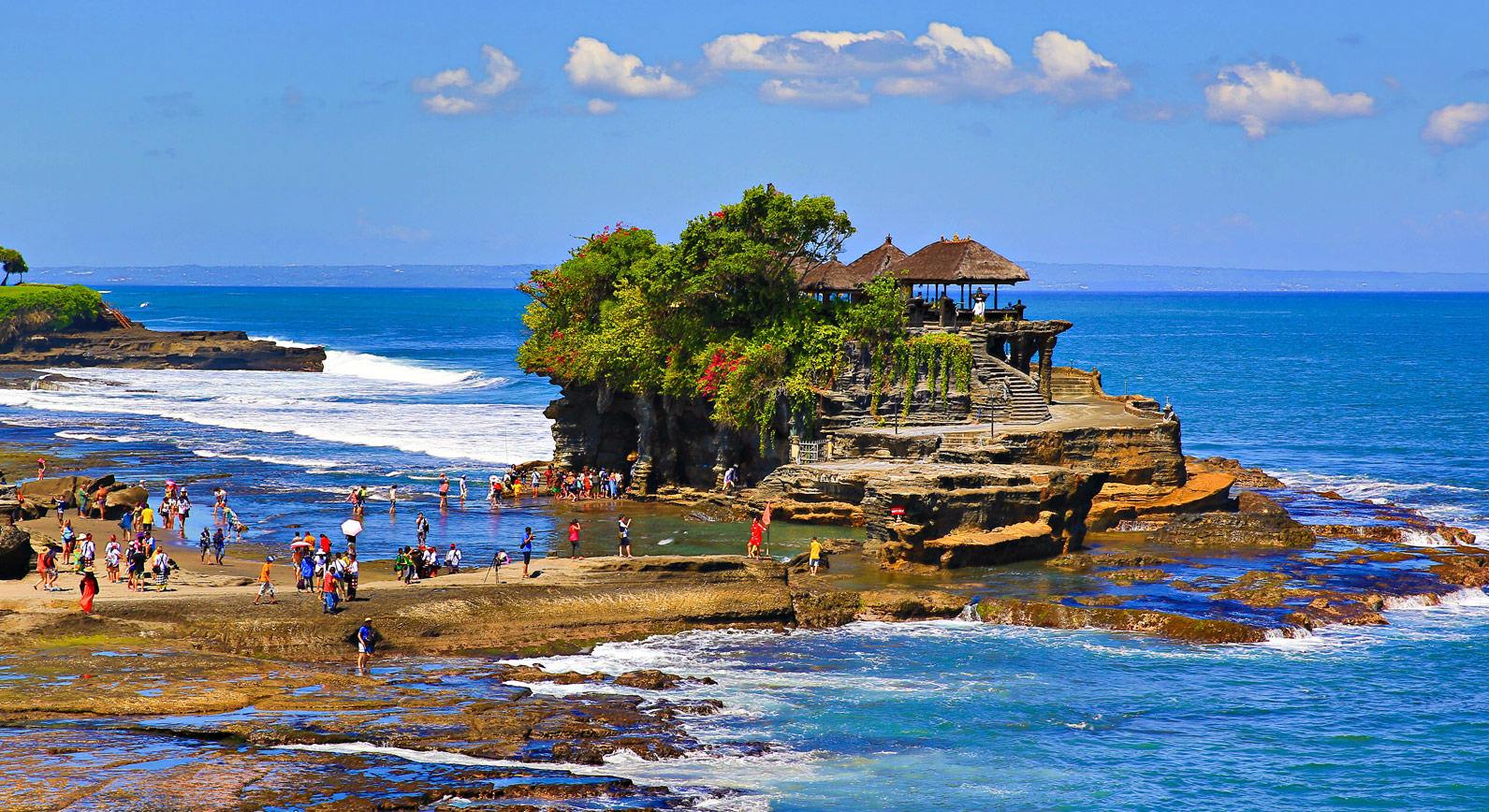 Paket Wisata Bali, Tanah Lot