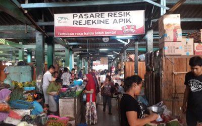 pasar tradisional, rezeki apik, berkunjung ke pasar, belanja ke pasar Paket Wisata Jogja75